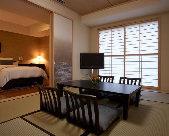 Japanese Junior Suite A