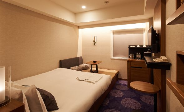 FORUS Double A -TATAMI ROOM-