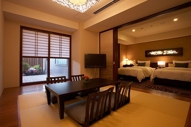 Japanese Junior Suite B