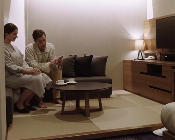 FORUS Double -3 EXPERIENCE / HOTEL RYUMEIKAN TOKYO