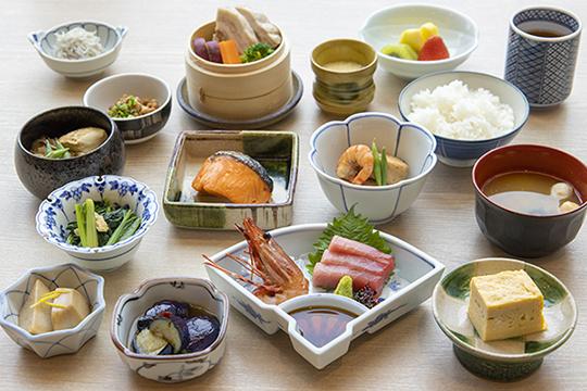 【12/1~】朝食「東京ブッフェ」再開のお知らせ